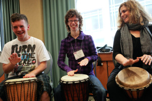 Drum Circle Music Therapy